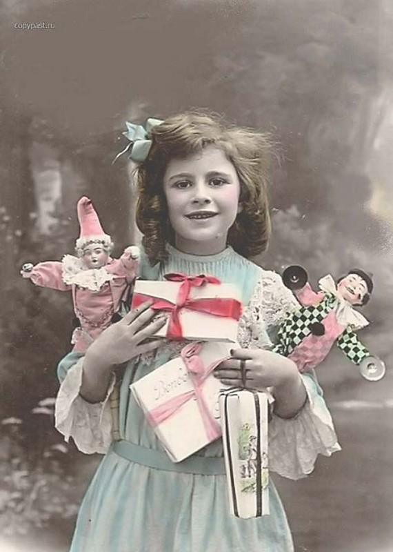 ประวัติตุ๊กตา