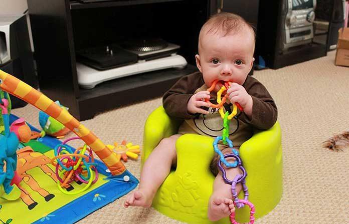 ของเล่นเด็กวัยแรกเกิด – 6 เดือน