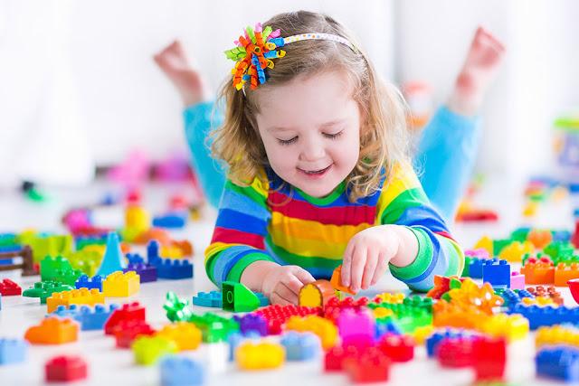 หลักการเลือกของเล่นสำหรับเด็กปฐมวัย