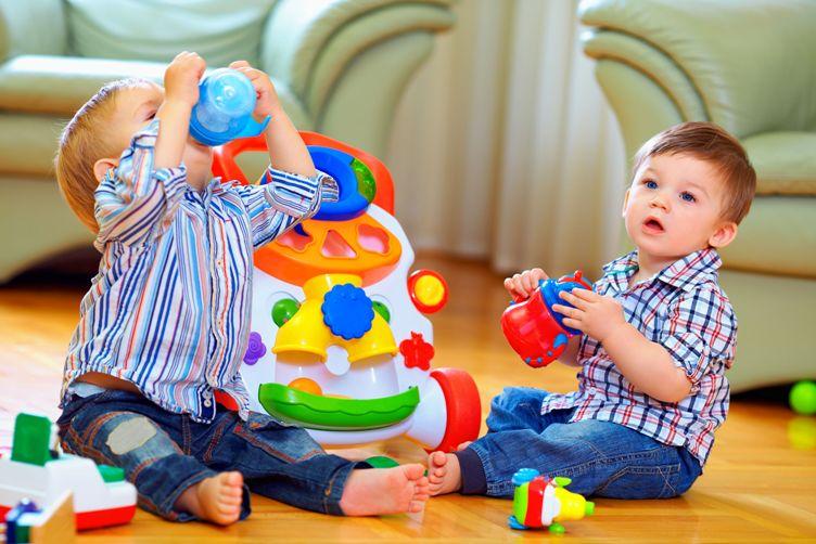 ของเล่นเป็นเครื่องมือในการเล่นของเด็ก