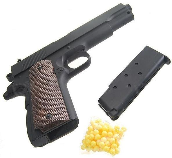 อันตรายจากของเล่นชนิดปืน