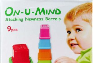On-U-Mind 9 Cup ของเล่นเสริมการเรียนรู้