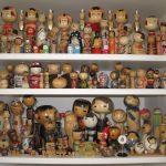 โคเคชิ ตุ๊กตาไม้โบราณญี่ปุ่น