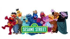 Sesame Street การ์ตูนสอนภาษาอังกฤษ สุดน่ารัก