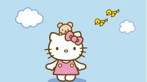 การ์ตูน เฮลโล คิตตี้ (Hello Kitty)