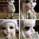 มาทำความรู้จักตุ๊กตา Lumi doll สาวน้อยตาโต แก้มป่อง