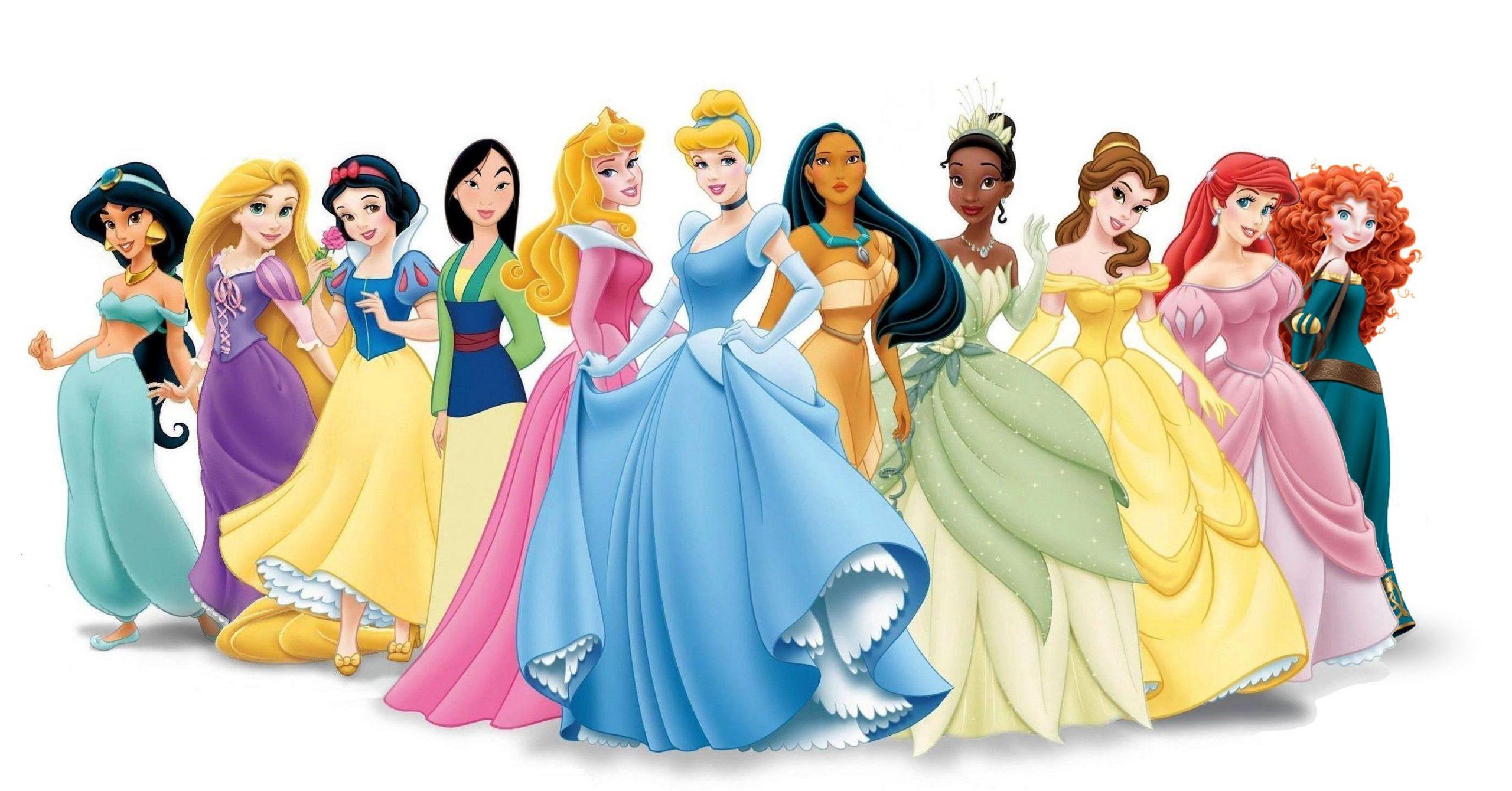 มาทำความรู้จักเหล่า Disney Princess ให้ดีขึ้นกันเถอะ