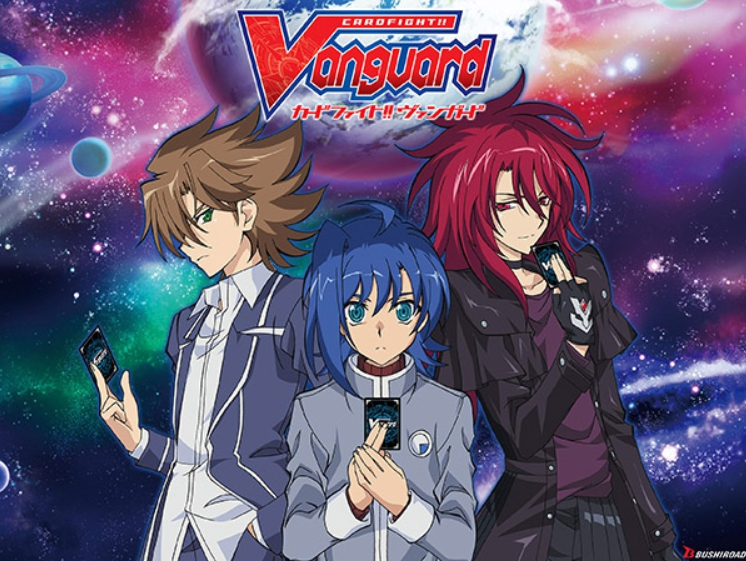 วิธีการเล่นการ์ดเกม Cardfight Vanguard V Series 2021